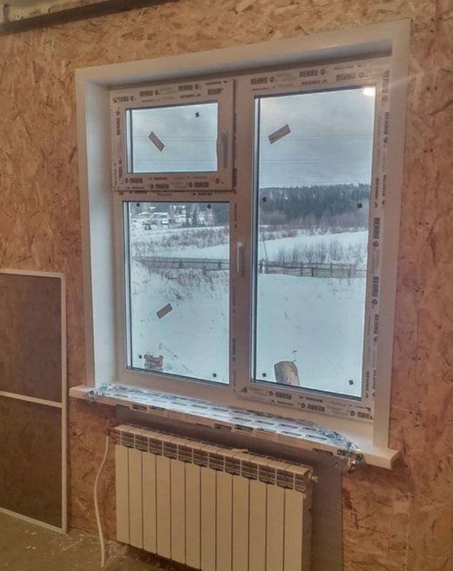 Окна пластиковые в Нижнем Новгороде с установкой в Автозаводском районе