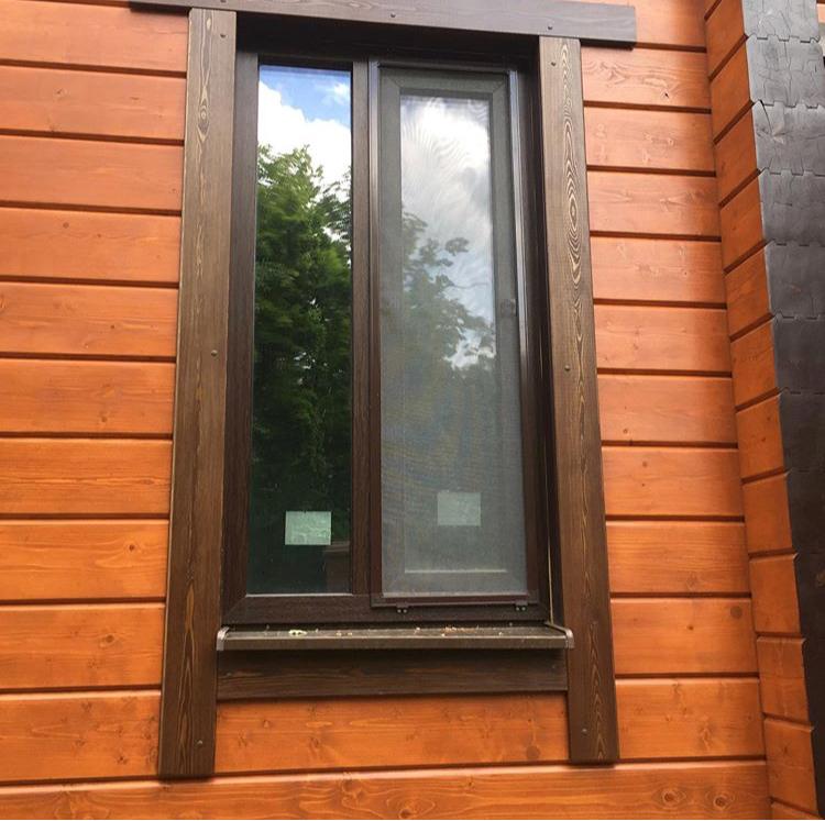 Преимущества пластиковых окон над деревянными