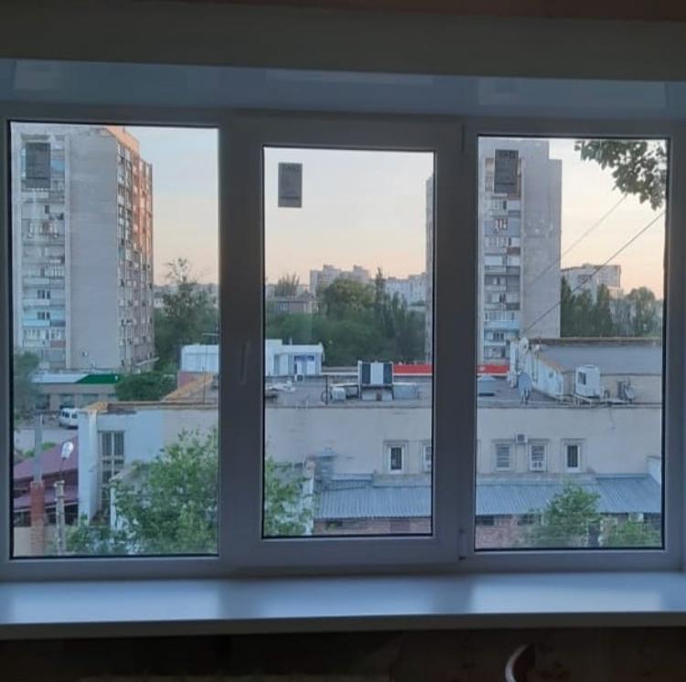 Окна пластиковые в Нижнем Новгороде с установкой в Нижегородском районе